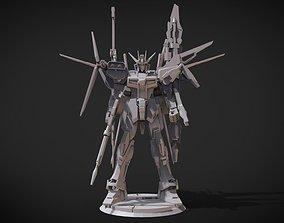 Perfect Strike Gundam 3D printable model