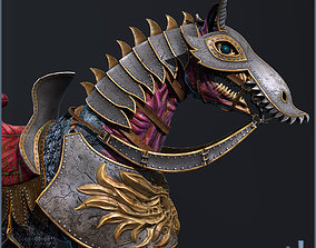 Hell Horse 3D model