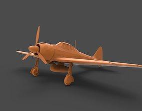 3D printable model A6M Zero