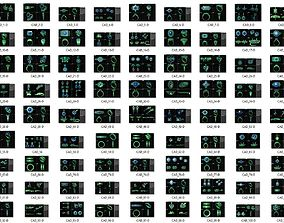 Bulk Mix-0006-3dm with stones-131 Files