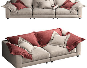 3D model BELMONT M Sofa sofaclub