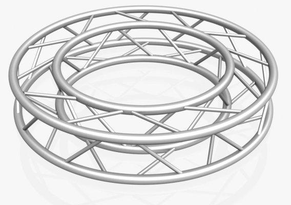 Circle Square Truss Full diameter 150cm