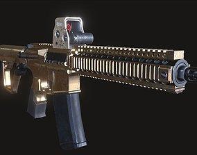 3D model MK18 Weapons Pack