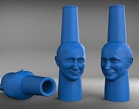 3D printable model Putin hookah mouthpiece