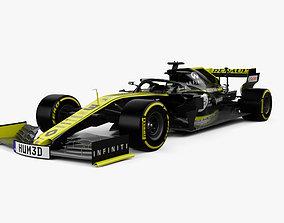 3D model Renault R-S-19 F1 2019