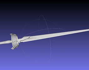 lambent-light Sword Art Online Lambent Light Rapier Model