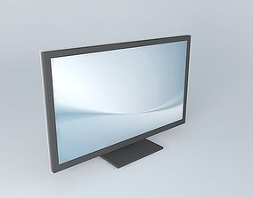 3D 37 inch Panasonic HD TV