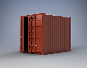 3 Meter Shipping Container Model Kit