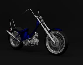 3D Chopper cub