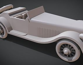 3D print model Classic Toy Roadster
