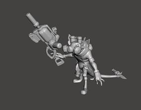 Omega Squad Twitch 3D Model