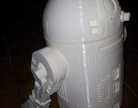 3D printable model R2D2 42cm STL files