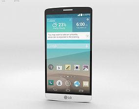 3D LG G3 A White