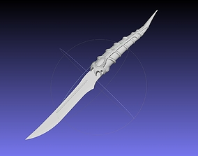 Game Of Thrones Catspaw Valyrian Steel Dagger Model