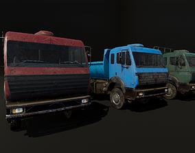 3D model Industrial Trucks