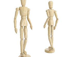 Human Mannequin 3D model puppet