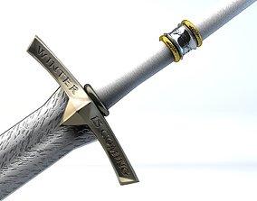 Sword Winter is Coming 3D model