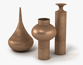 Dixon Vase 3D model
