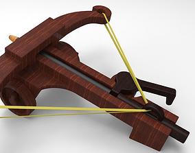 3D Desktop Balista