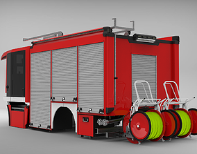 3D model Schlingmann VARUS with Teamcab
