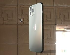 IPhone 11 pro 3D asset