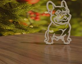 3D printable model Christmas Tree Toy 3dprint