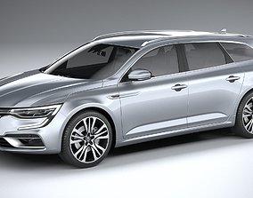 3D model Renault Talisman Estate 2020