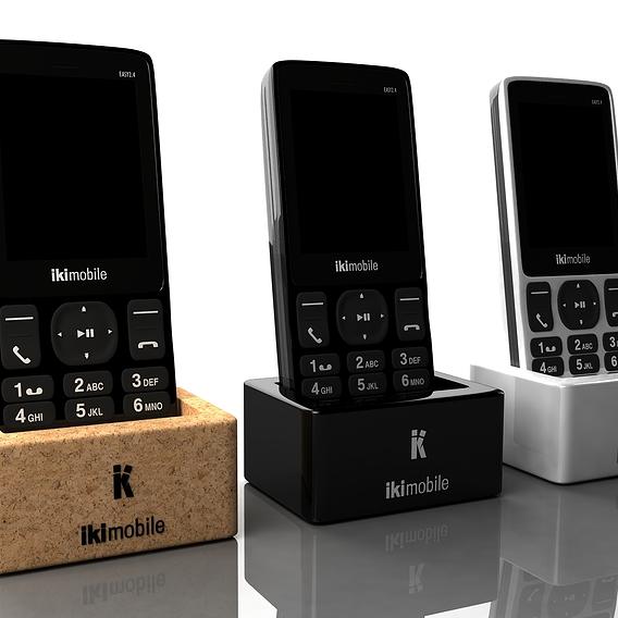 PHONE AND DOCK IKIMOBILE