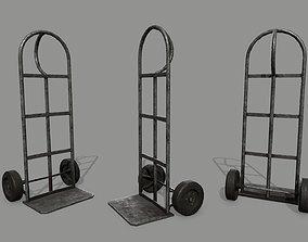 3D model VR / AR ready Trolley
