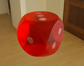 dice of zara 3D asset