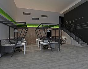 Office office 3D model