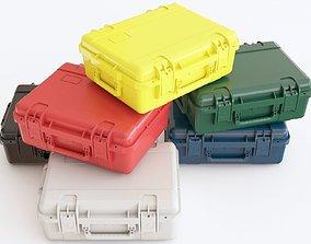 Plastic case 01 3D model
