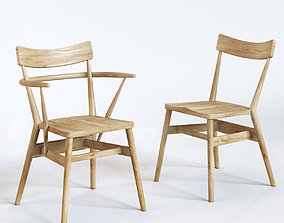 Originals Holland Park Armchair by 3D model