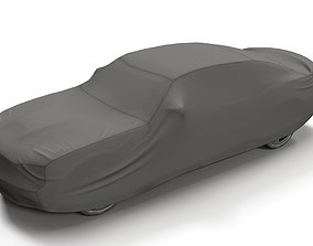 Car cover 3D model