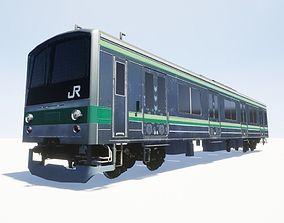 3D asset JR 205