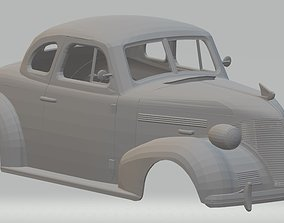 Master Deluxe Coupe 1939 Printable Body Car