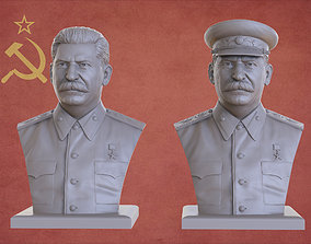3D printable model Joseph Vissarionovich Stalin