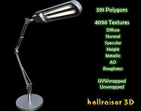Office Lamp - Textured 3D asset