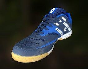 low-poly Shoe low poly 3D model
