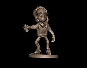 Jack - Subway Surfers 3D printable model