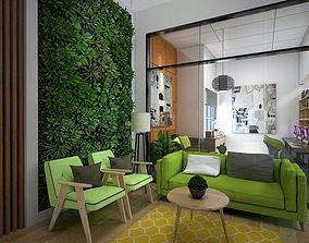 room 3D Office Room