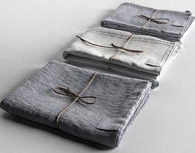 3D model Towel Set 44