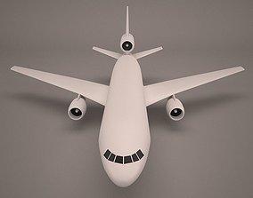 aircraft Military Aircraft 3D model