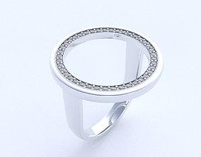 Halo ring 3D printable model design