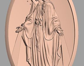 Christianity Jesus Christ CNC 3D relief model J22