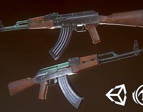 FPS AK47 3D model