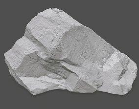 rock 34 3D print model
