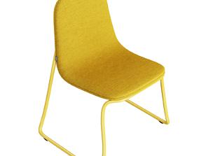 Bogaerts Siren Chair S01 3D model