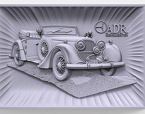 3D printable model Austro Daimler ADR 6 Bergmeister bas