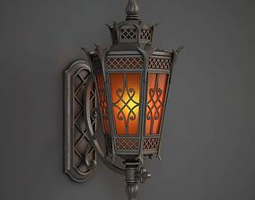 3D model Light Fixture Sconce